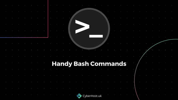Bash Commands You Should Know!