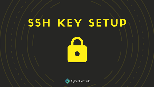 SSH-Key Based Authentication on a Linux Server
